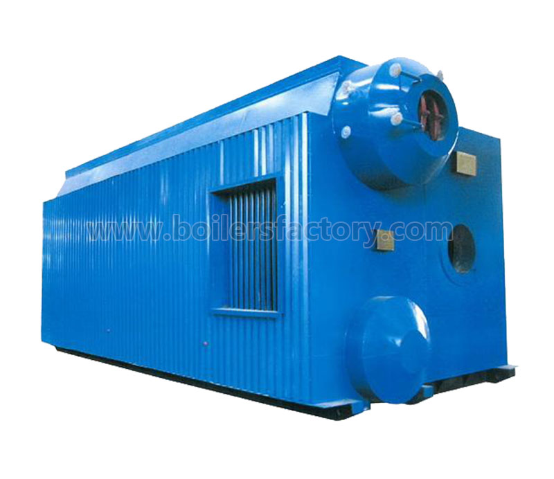 Double Drums Water Tube Boiler