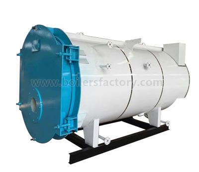 WNS Single Drum Smoke Tube Boiler