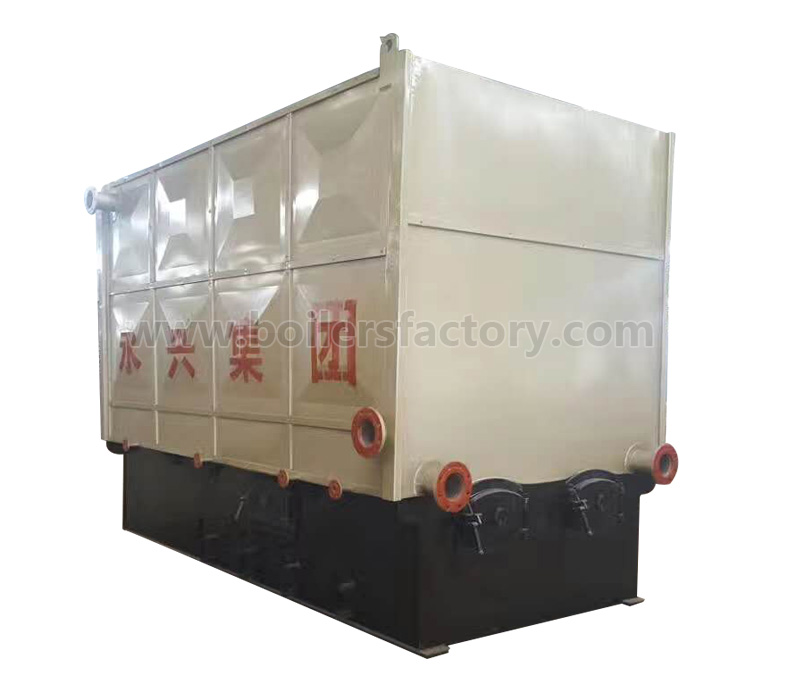 Horizontal Automatically Solid Fuel Boiler