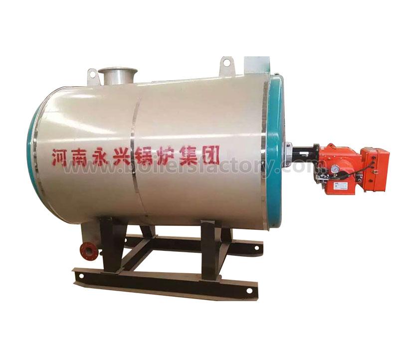 Horizontal Oil / Gas Boiler