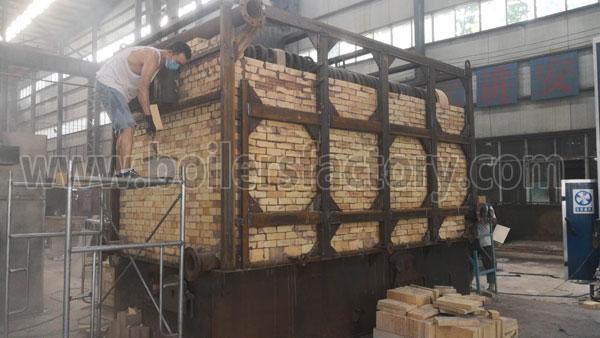 Yongxing Boiler Group Technology Progress