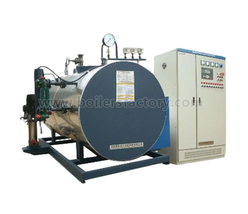 Working Principle Of Electrical Heating Steam Boilers