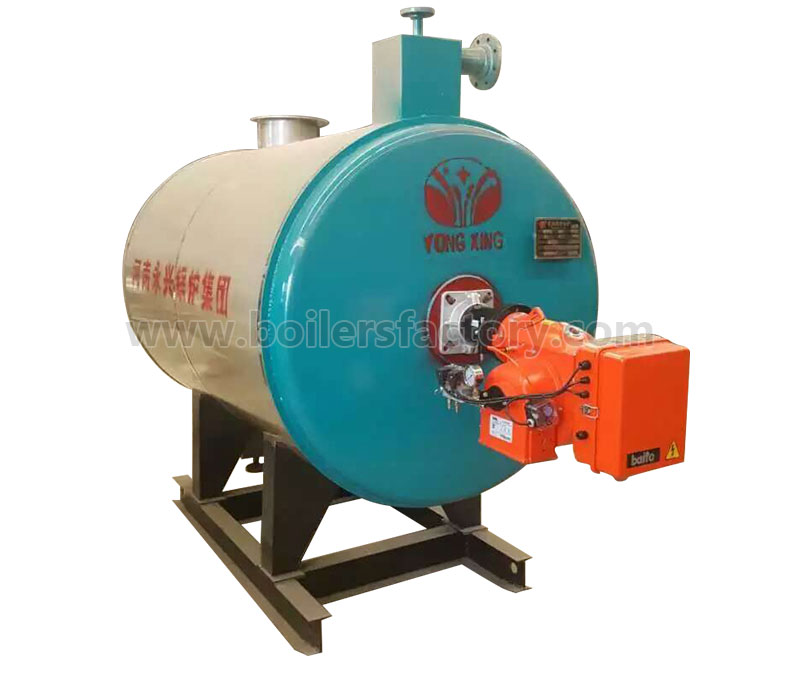Vertical Electrical Steam Boiler Supplier