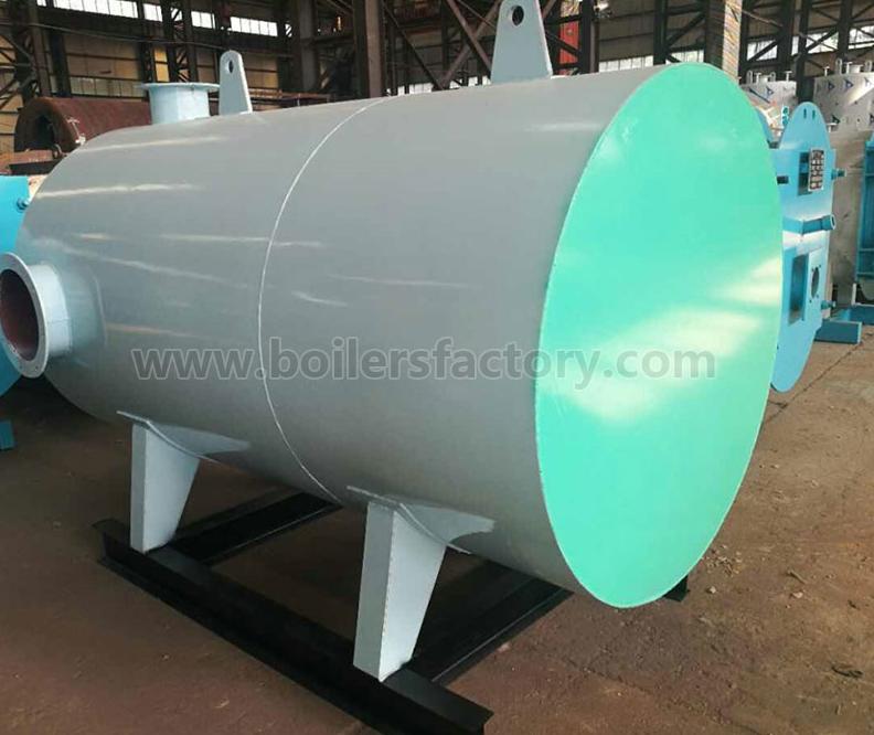 Gas Fired Hot Air Boiler Manufacturer