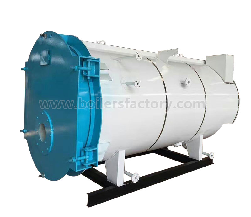 WNS Single Drum Smoke Tube Boiler