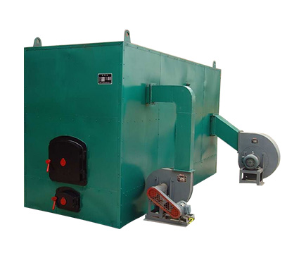 Solid Fuel Fired Hot Air Boiler