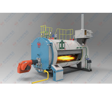 SZS Series Condensing Gas/Oil Fired Boiler