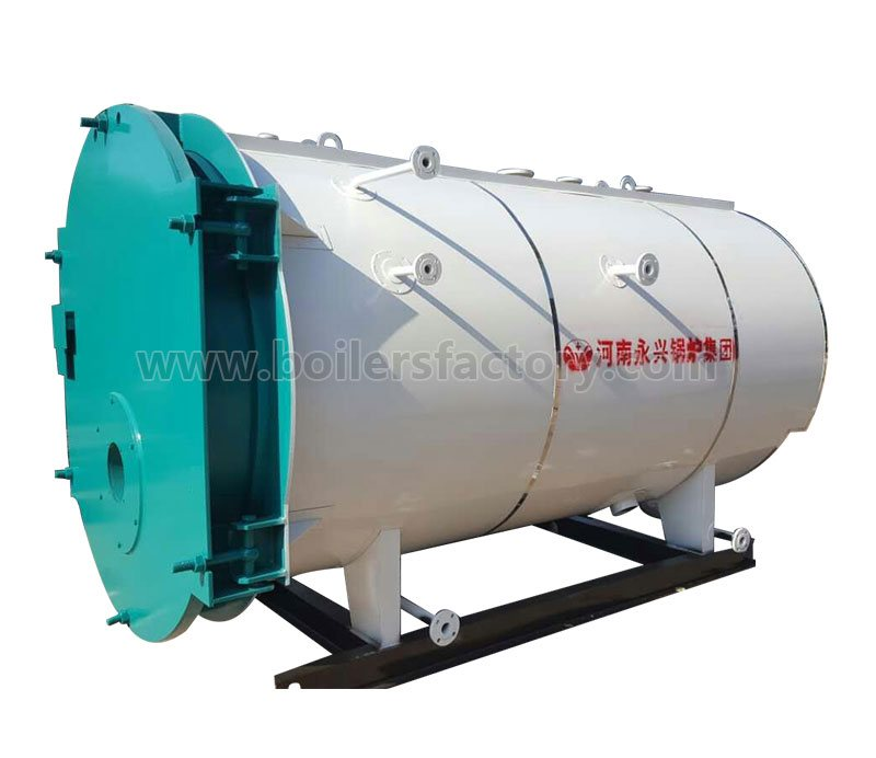The Operation of Gas Fired Boiler