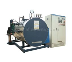 Features Of Electrical Steam Boiler