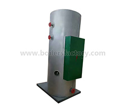 When Using Vertical Electrical Steam Boiler, What Issues Need Attention?