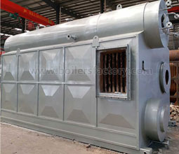 The Design Of The Gas Boiler Improves The Service Life Of The Boiler